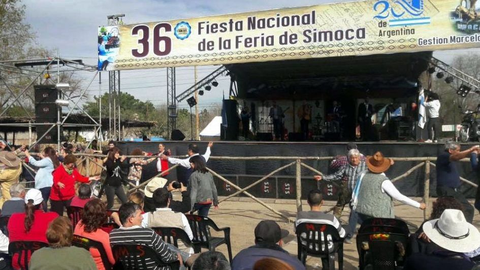 La fiesta de las ferias en Simoca, un baño de multitudes en Tucumán