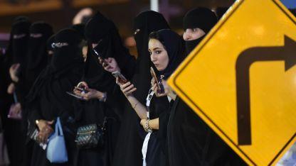 La conquista para Occidente es ínfima. Para las saudíes, enorme.