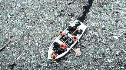 Para 2050 podrían haber más plásticos que peces