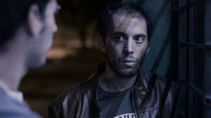 Alice, el protagonista de la película, interpretado por el actor y dramaturgo Manuel García Migani.