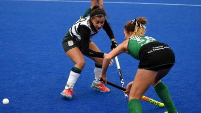 Las Verdes vencieron a Amancay con goles de Rodríguez y Belizón y quedaron segundas