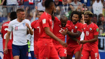 Los jugadores de Panamá entraron en la historia.
