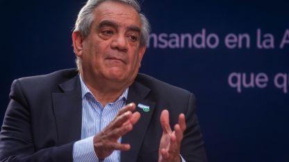 El mendocino Carlos Iannizzotto., presidente de Coninagro.