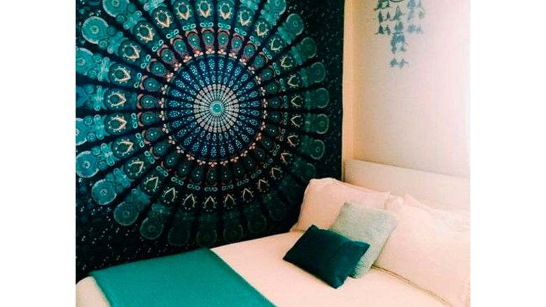 Mandalas: relajación y belleza para todos tus espacios.