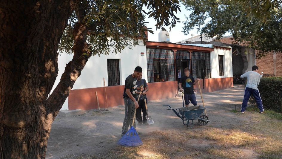 Un hogar para contener a adictos en San Rafael