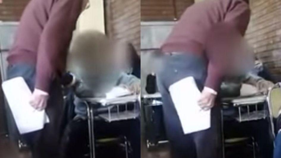 Imputaron por abuso sexual al profesor de Rivadavia que le tocó los genitales a un alumno