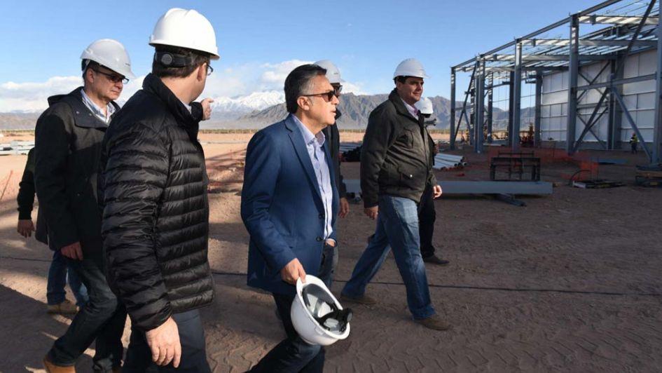 Avanza una inversión de $ 1.300 millones en proyectos agroindustriales en Mendoza