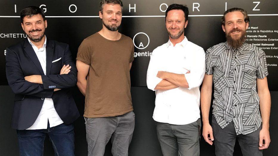 Cuatro arquitectos santafesinos exponen en la Bienal de Venecia