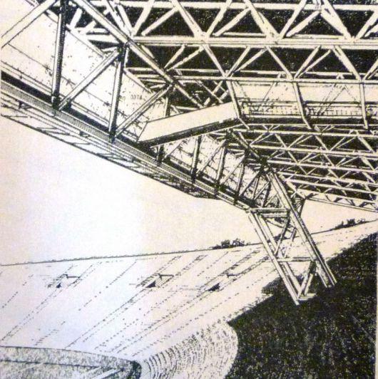 Arquitectura mundialista: el estadio de Mendoza