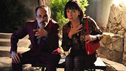 """Alejandro Conte y Silvia del Castillo componen """"Descarrilados""""."""