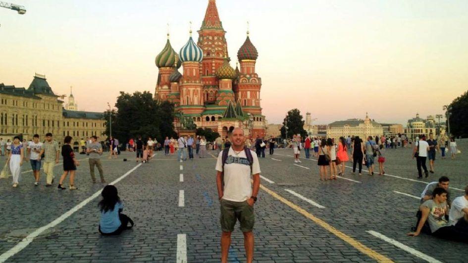 Moscú, la ciudad de los revolucionarios y escritores
