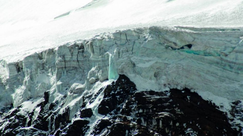 Cerro Perito Moreno: cuatro competencias