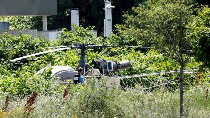 El helicóptero fue encontradoen la comuna de Gonesse, región parisina, situada a unos 60 kilómetros de la cárcel.
