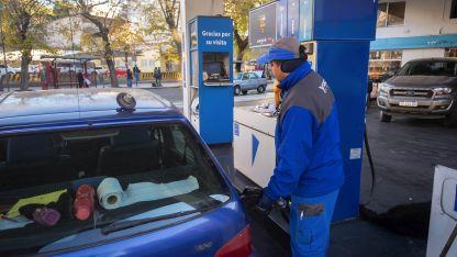 Precios en Surtidor es una App que informa el litro de nafta en cada estación de servicio en la provincia.