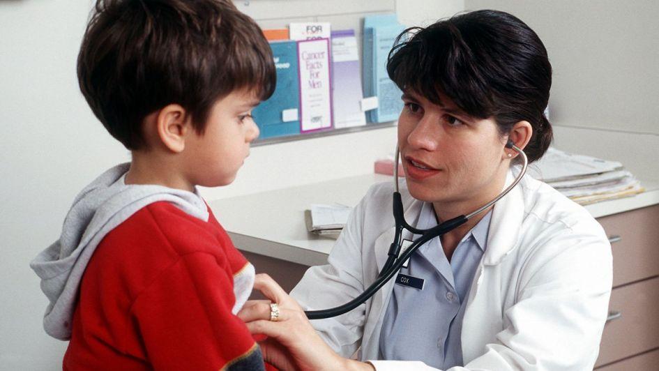 Uno de cada cuatro chicos argentinos no asistió al médico en el último año