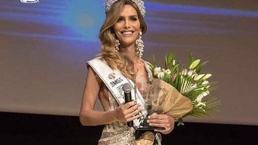 Modelo transexual representará a España en Miss Universo 2018