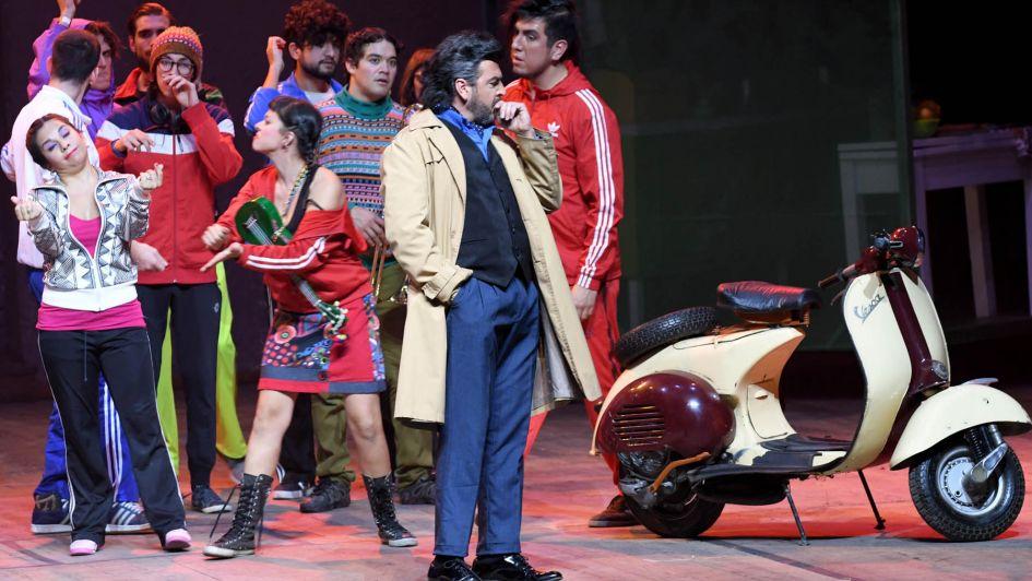 El Barbero de Sevilla deslumbró en el Teatro Independencia