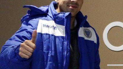 Diego Sosa se realizó ayer todos los estudios médicos y sólo resta que firme el contrato.
