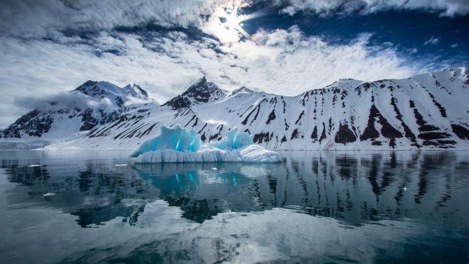 Temperatura récord en la Antártida: casi -100 grados
