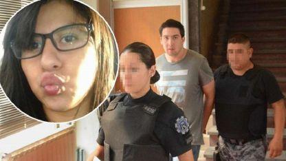 Andrés Di Césare lleva más de un año preso, acusado del crimen de Julieta González.