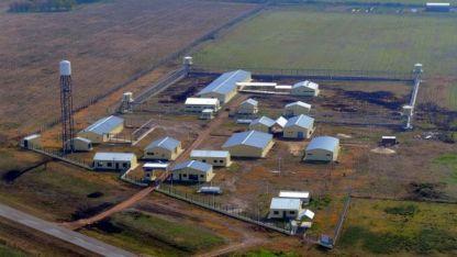 La granja Penal cuenta con unas 50 hectáreas