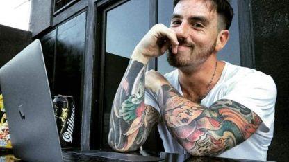 Fede Bal, sorprendido mientras se divertía en un boliche gay