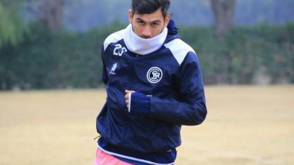 Mauricio Asenjo el flamante refuerzo de Independiente.