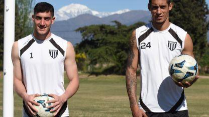 Tomas Marchiori (izq) y Pablo Palacios Alvarenga.