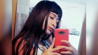 Valentina, la joven que murió en circunstancias dudosas.