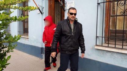 Marcelo Galarza, padre de la joven.