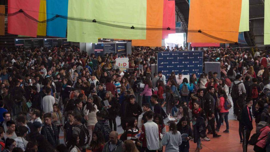 Exitosa edición de la Expo Educativa
