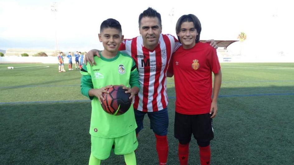 La historia de Luka Romero, la joya mexicana que 'robó' Argentina