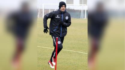 Iván Ramírez firmó a préstamo por un año con una opción de compra.