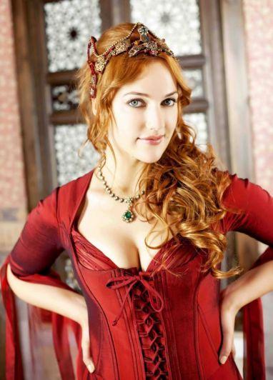 Irreconocible: así luce hoy la actriz que interpretó a Hürrem en