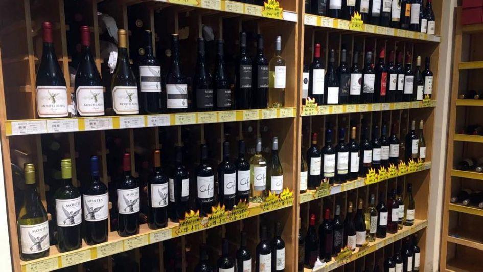El mercado del vino argentino crece lentamente en China