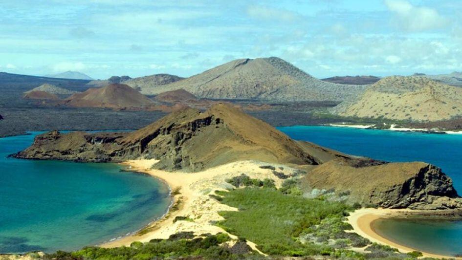 Ecuador: visita a los volcanes de islas galápagos