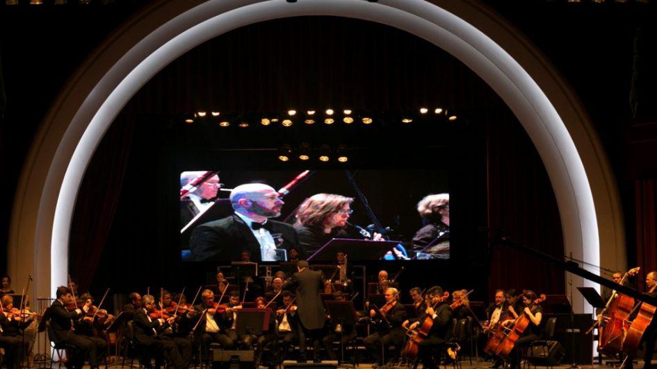 Después de 3 años y medio, reinauguraron el cine teatro en Alvear