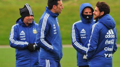 En un momento se especuló que Pablo Aimar podría hacerse cargo de la Sub 20.