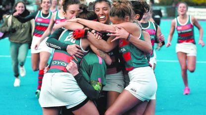Las capitaneadas por Florencia Saravia festejan la estrella número 13 en torneos oficiales.