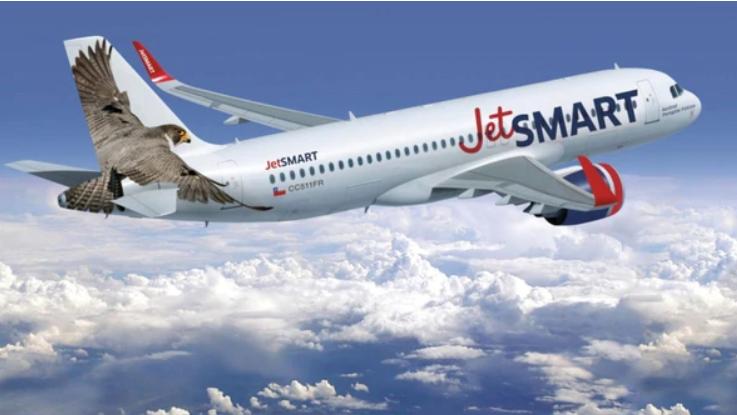 Jetsmart Arlines hará vuelos Chile-Argentina