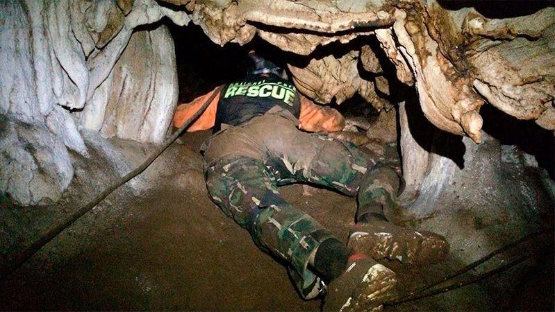 ¿Ritual de iniciación adolescente? Qué hacían los chicos en la cueva de Tailandia
