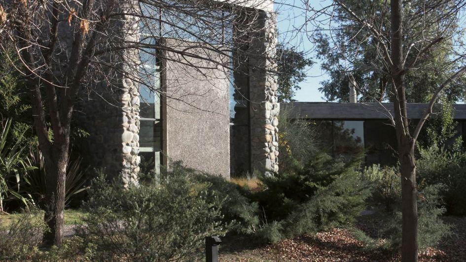 """Arquitectura: """"En comunión con la serenidad del paisaje"""""""