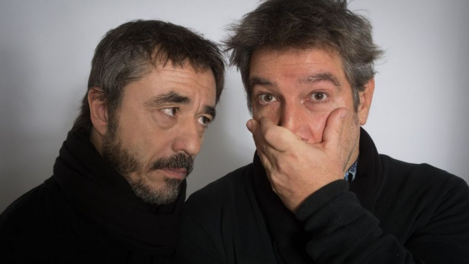 #VivoLA: Pablo Granados y Pachu Peña visitaron Los Andes