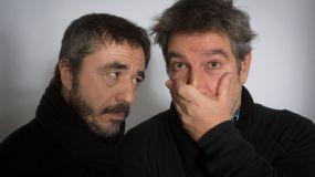 Pablo Granados y Pachu Peña.