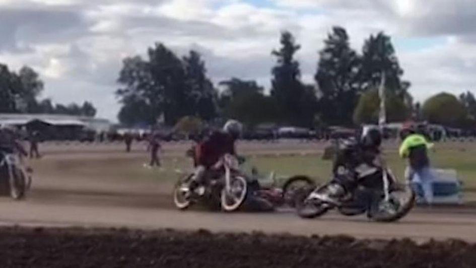 El motociclismo argentino está de luto