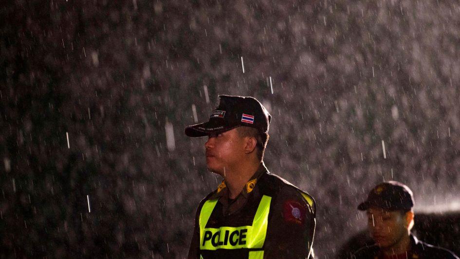 Rescate en Tailandia: las imágenes más impactantes de los 18 días de angustia