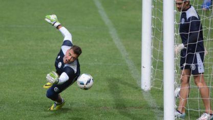 Lugo estuvo una temporada en Independiente.