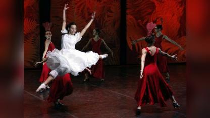 El clásico de Lewis Carroll, en ballet.