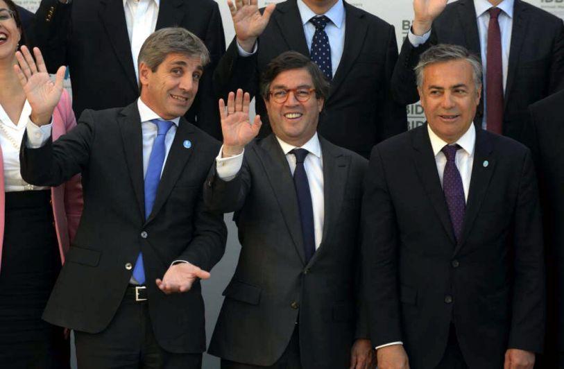 Cornejo hará obras con plata del BID y del Banco Mundial