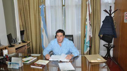 Diego Guzmán intendente paceño.